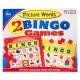 輸入ゲーム PICTURE WORDS 2 BINGO GAMES