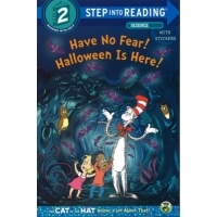 HAVE NO FEAR! HALLOWEEN IS HERE! (STEP INTO READEING 2)